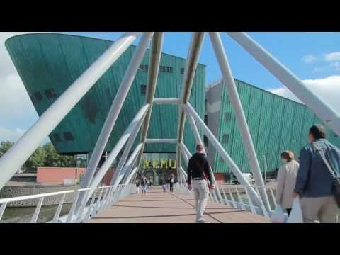 Explore Nemo Center, Amsterdam - Video Travel Guide