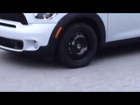 Mini Cooper Countryman Paceman Spare Tire