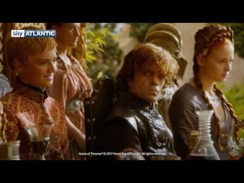 TYRION LANNISTER: KING OF THE ONE LINERS