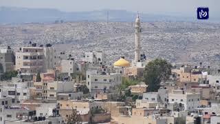 فصل قرى بيت لقيا وخربثا المصباح وبيت سيرا والطيبة عن رام الله - (18-9-2017)