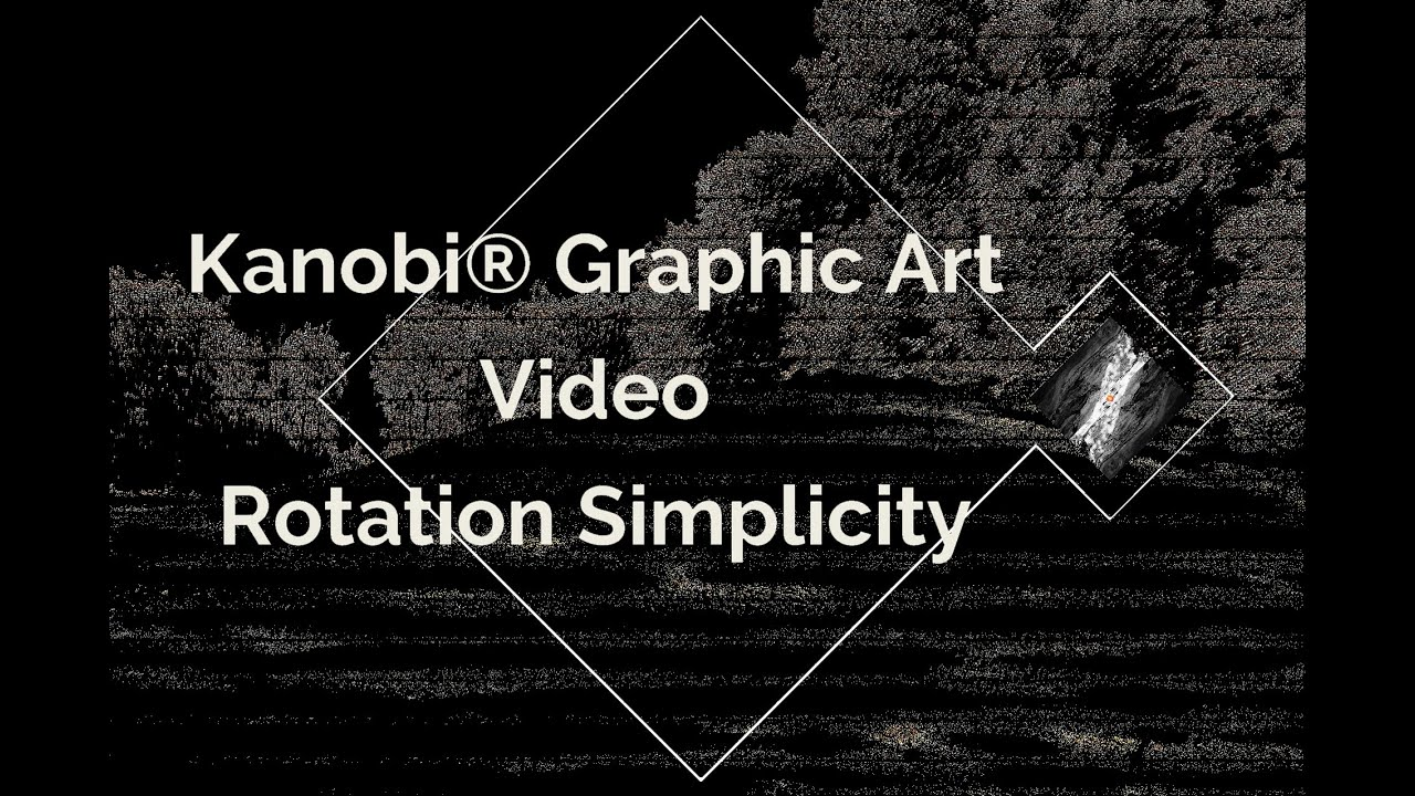 Rotation Simplicity Vol. 1 Kanobi® 5  Edition.