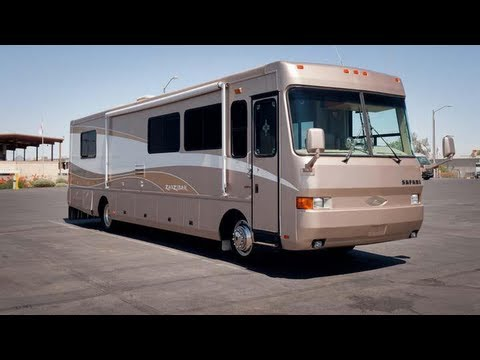 2000 Safari Zanzibar Class A Diesel Pusher Rv Youtube
