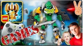 LEGO BIONICLE Mask Of Creation Game  Игра Лего Бионикл ЛИВА