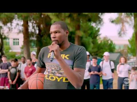 Kevin Durant   NBA Cares Community Assist Award Winner   2018 NBA Awards
