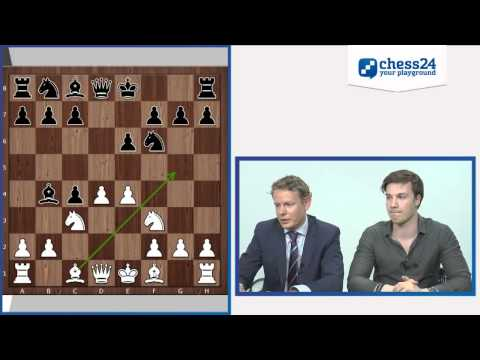 Q&A with GM Robin van Kampen