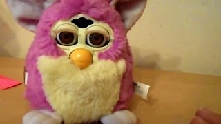 CUTE TOY FURBY SPEAKING TALKING ENGLISH