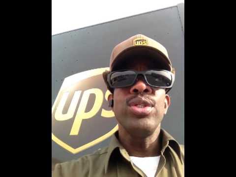 UPS Christmas Jingle