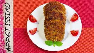 Вкусные котлеты из чечевицы. Постные рецепты / Tasty Lentil Patties. Vegan Recipes