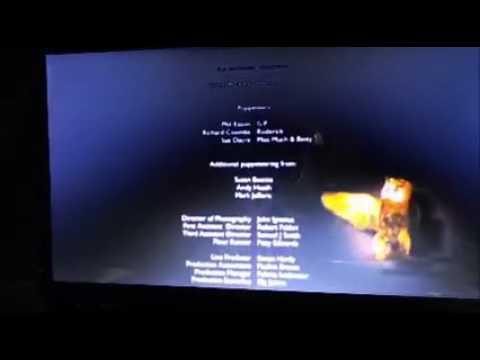 Vidéo démo doublage film d'animation