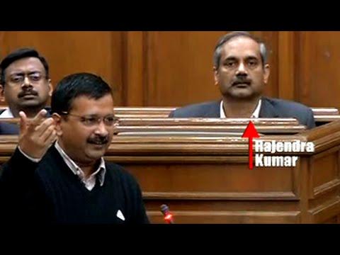 I demand PM Modi's resignation, says Arvind Kejriwal on CBI raid