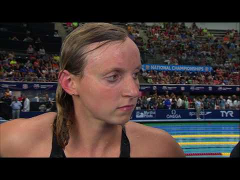 Women's 400m Free A Final | 2017 Phillips 66 National Championships