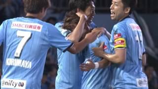 2017年6月17日(土)に行われた明治安田生命J1リーグ 第15節 川崎Fvs...