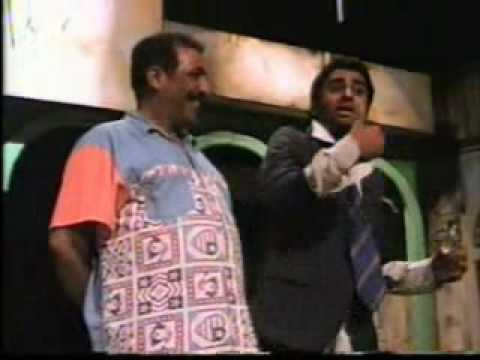 مقطع من مسرحية - خضير ابو العباس