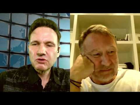 Peter Hook interview highlight: Bernard's v. Hooky's books