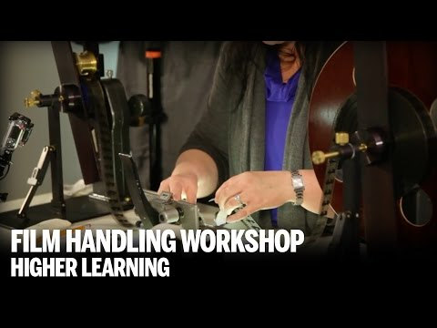 FILM HANDLING Workshop | Higher Learning