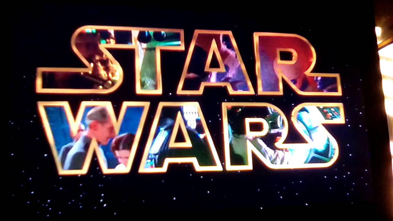 opening to star wars a new hope 1997 dvd youtube. Black Bedroom Furniture Sets. Home Design Ideas