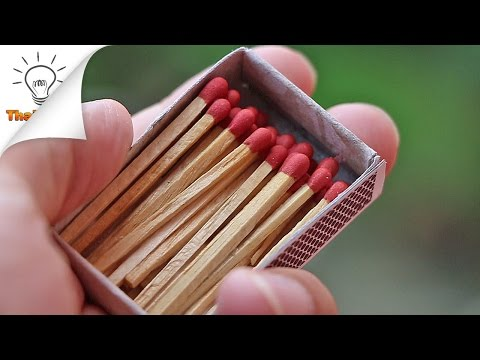 3 Magic Tricks With Match Box EP.1