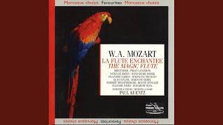 """Die Zauberflöte, K. 620, Act II: """"Die Strahlen der Sonne vertreiben die Nacht"""" (Sarastro, Chor)"""