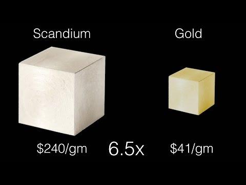 Everything Matters | Scandium | Ron Hipschman | Exploratorium