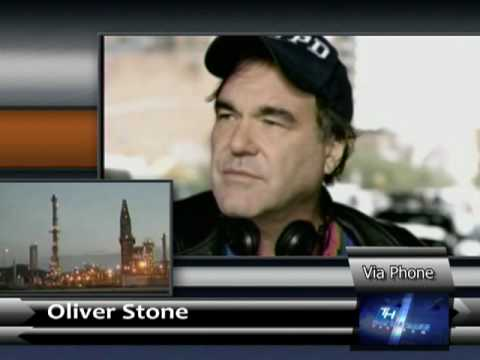 Thom Hartmann: South Of The Border--An Interview With Oliver Stone