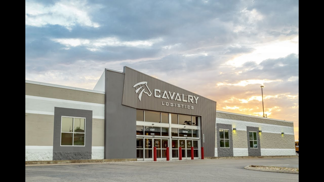 Join Our Team - Cavalry Logistics
