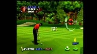 Tiger Woods PGA Tour 2000 PlayStation Gameplay_1999_11_24_2
