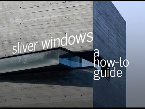 Sr Windows: A How-to Guide