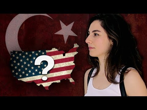 What Turks Know About AMERICA? [Kult America]