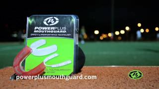 PowerPlus Mouthguard 1min Commercial Spot