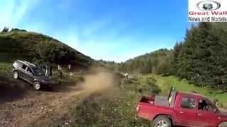 Great Wall Hover M2 (Грейт Вол Ховер М2) 4х4 спуск с горы бездорожье(Автомобиль предлагается на российском рынке с двигателем 1,5 (бензин), механической коробкой передач в трех..., 2015-04-25T05:50:56.000Z)