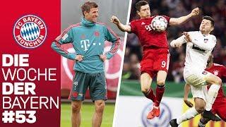 Nach Heidenheim ist vor dem BVB: Gipfeltreffen in der Bundesliga | Die Woche der Bayern | Ausgabe 53
