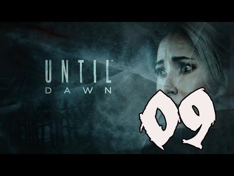 Until Dawn - Gameplay Walkthrough Part 9: The Sanatorium