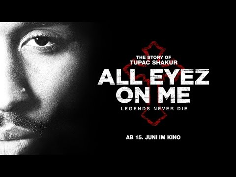 ALL EYEZ ON ME / Film über Tupac kommt am 15. Juni 2017 ins Kino