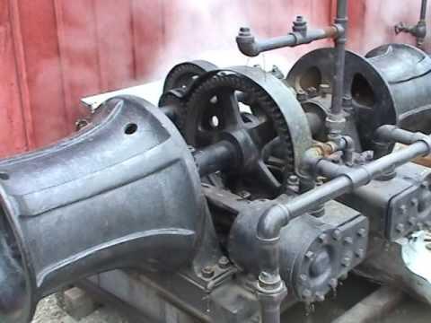 Mystic Seaport Museum Antique Marine Engine Show