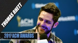 Thomas Rhett on Fatherhood — What Terrifies Him