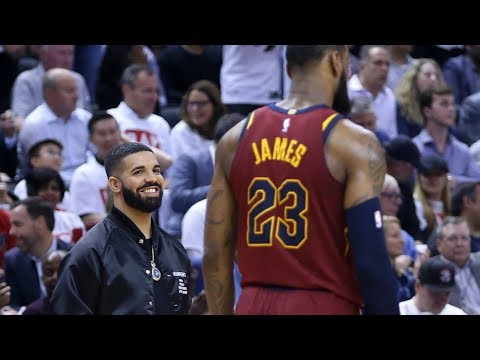 DRAKE TRASH TALKING NBA PLAYERS COMPILATION