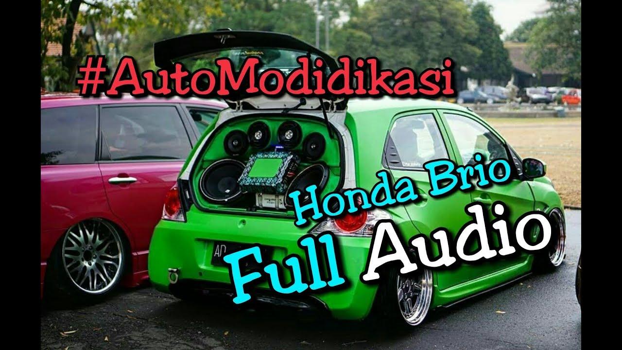 4200 Koleksi Foto Modifikasi Mobil Honda Brio HD