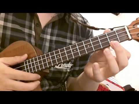 #046 Can't Take My Eyes Off You (Walk off the Earth Version Ukulele Tutorial)肥貓烏克麗麗教學