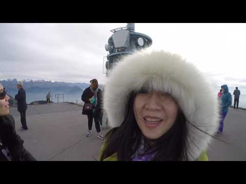 Europe Trip - เที่ยวเองไม่ง้อทัวร์ - Switzerland- 2015