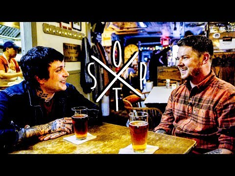 Off the Seton Path: The Ear Inn w/My Chemical Romance's Frank Iero | The Dan Patrick Show | 1/11/19