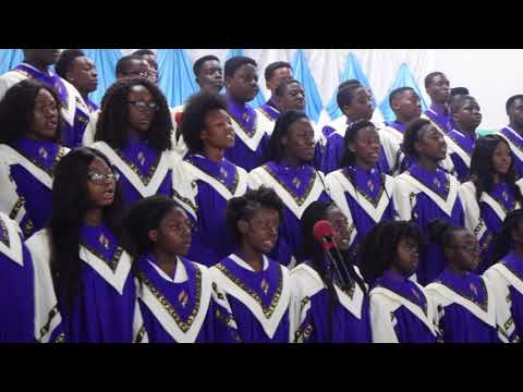 First Ghana SDA Youth Choir Robe Dedication-June 16, 2018