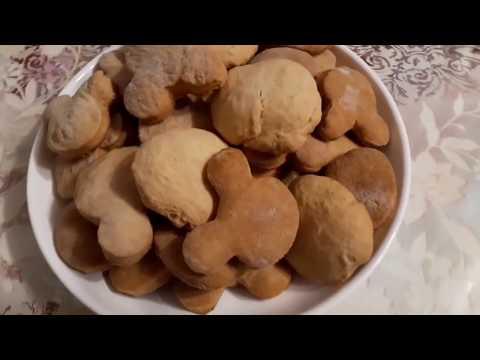 Медовые печенье. Домашняя и вкусная.