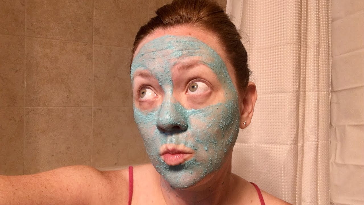 Dont look at me lush face mask review - Lush Don T Look At Me Fresh Face Mask Demo And Review