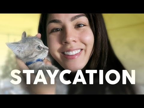 HOW TO STAYCATION | MEGANBYTES EP. 103