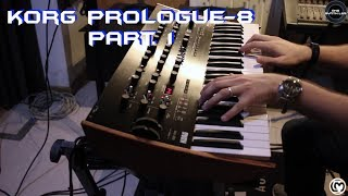 Korg Prologue 8 Part .1