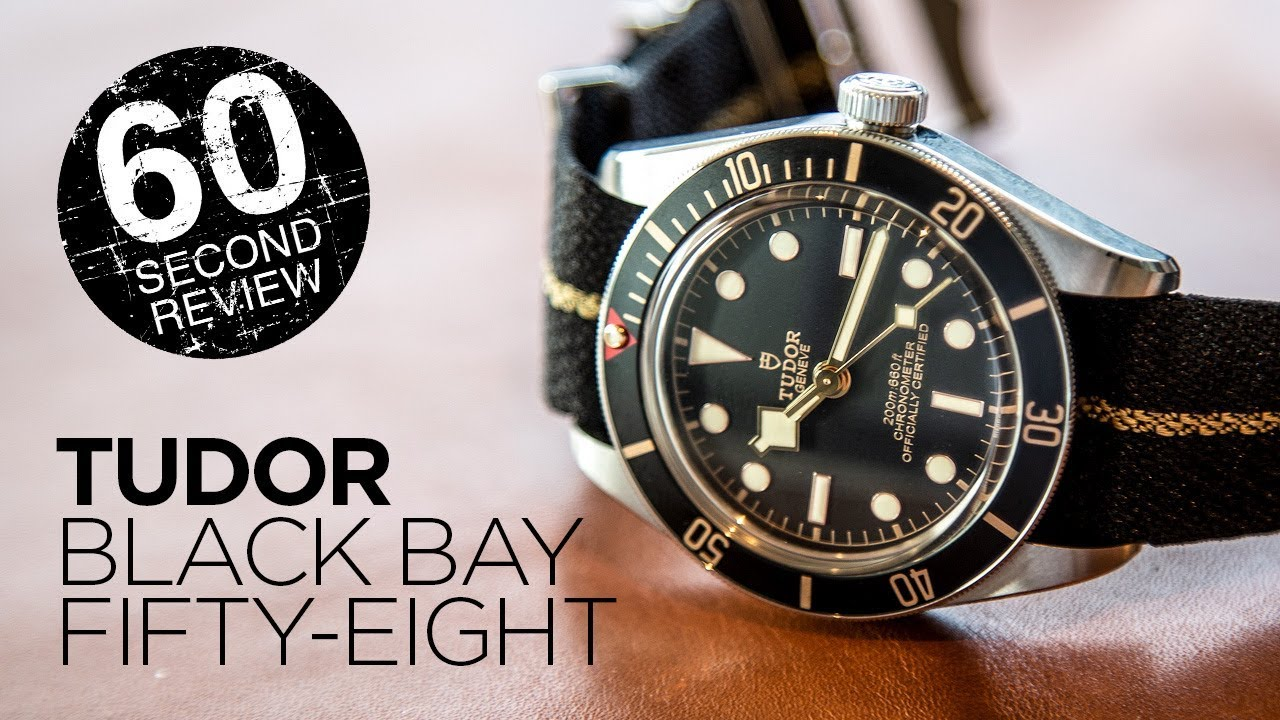 Tudor Black Bay Fifty-Eight: Review And Specifications