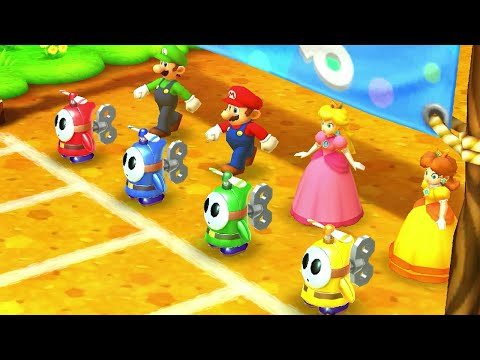 Mario Party: The Top 100 - All N64 Minigames (Mario Party 1-3)
