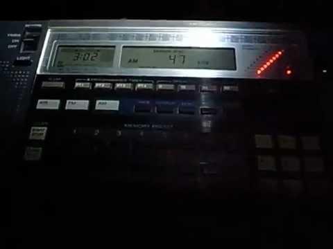 4010kHz, 4795kHz Kyrgyz Radio