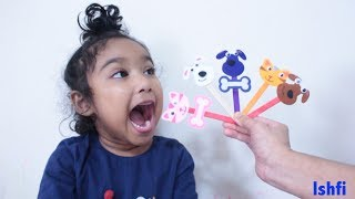 Learn colors with Ishfi Nursery Rhymes Song