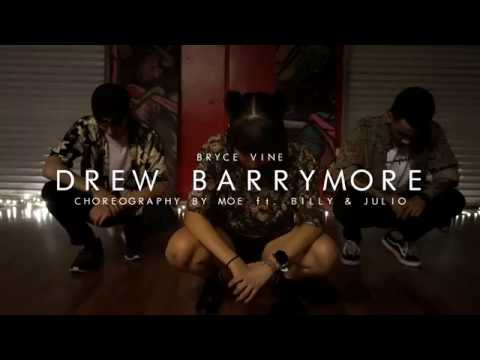 Moe - Check Out My New Dance Video To Drew Barrymore!